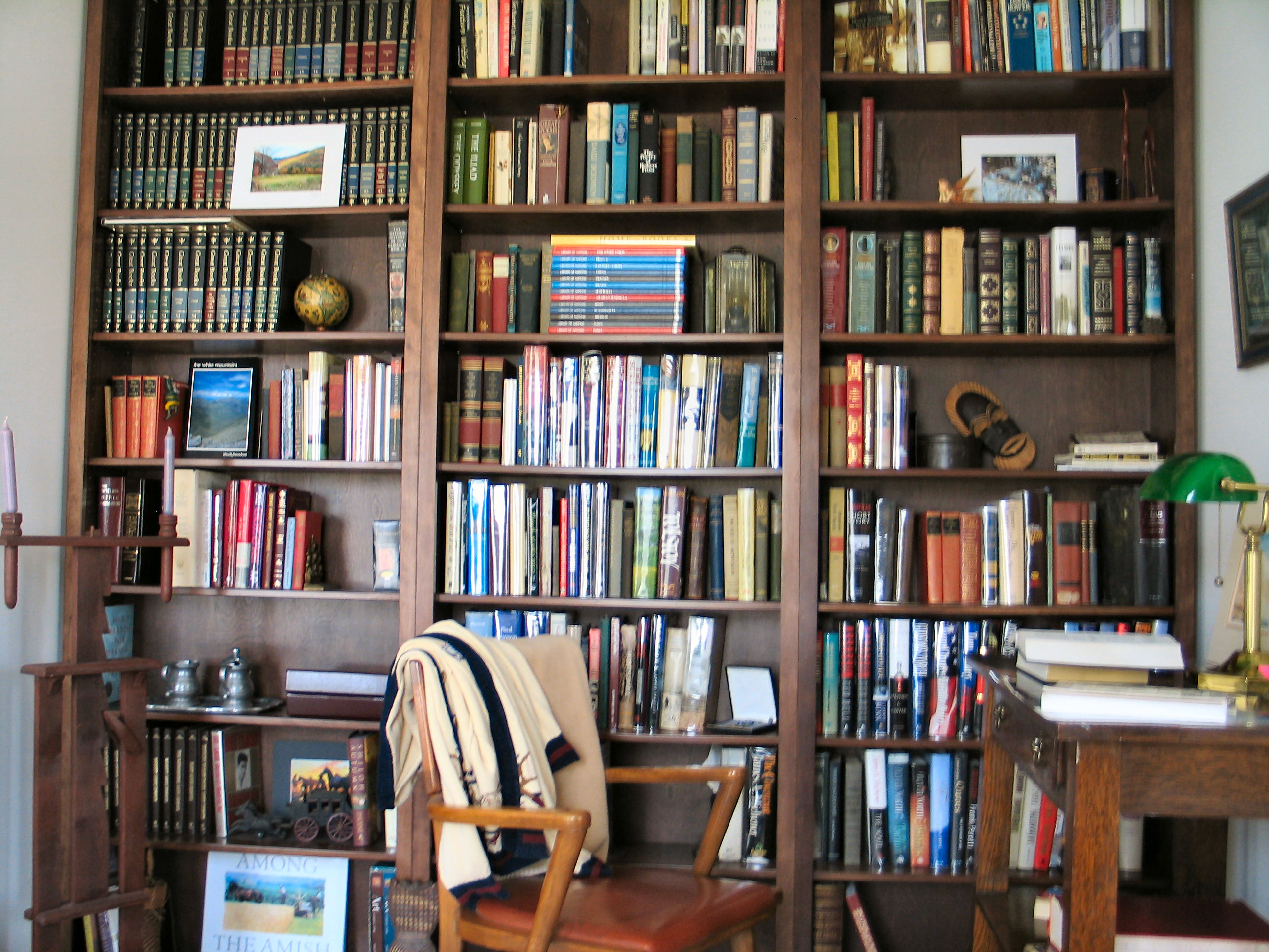 How To Build Your Personal Library David 39 S Place